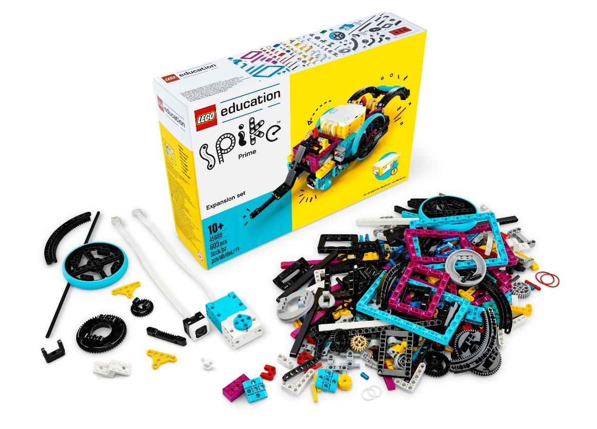LEGO spike prime expansion set