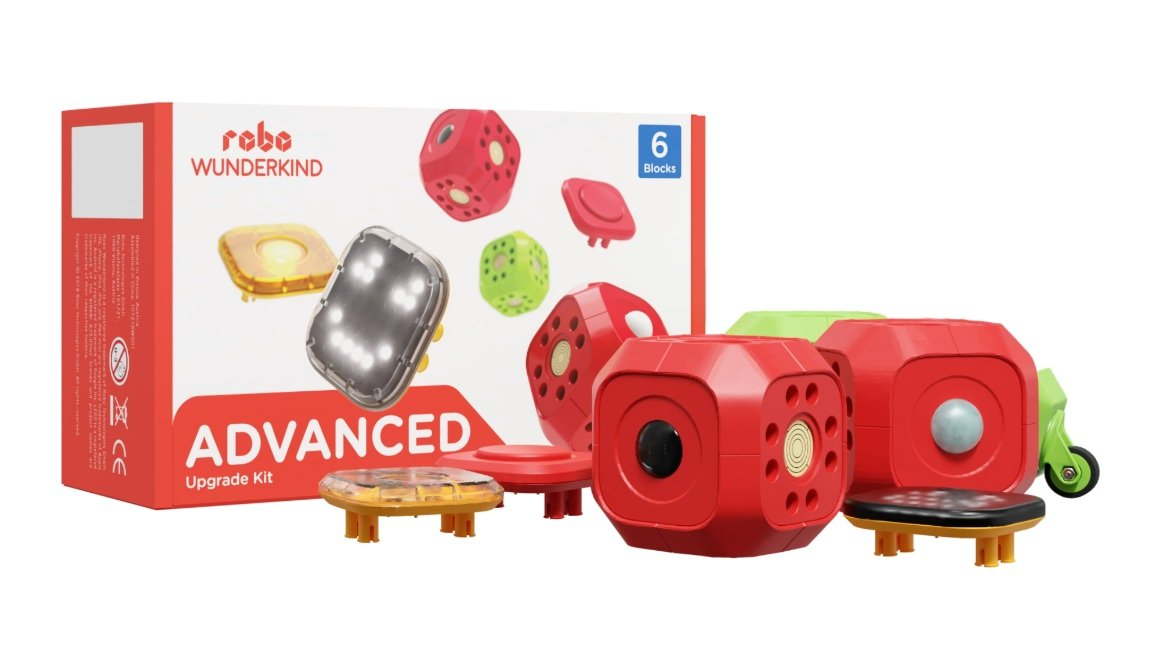 Robowunderkind advanced set