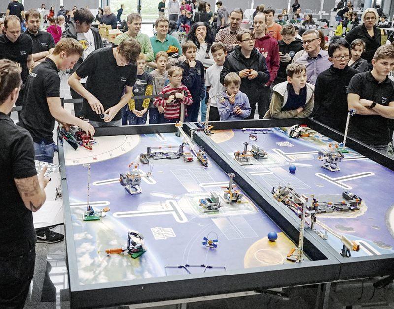 robotics competitions creative hut