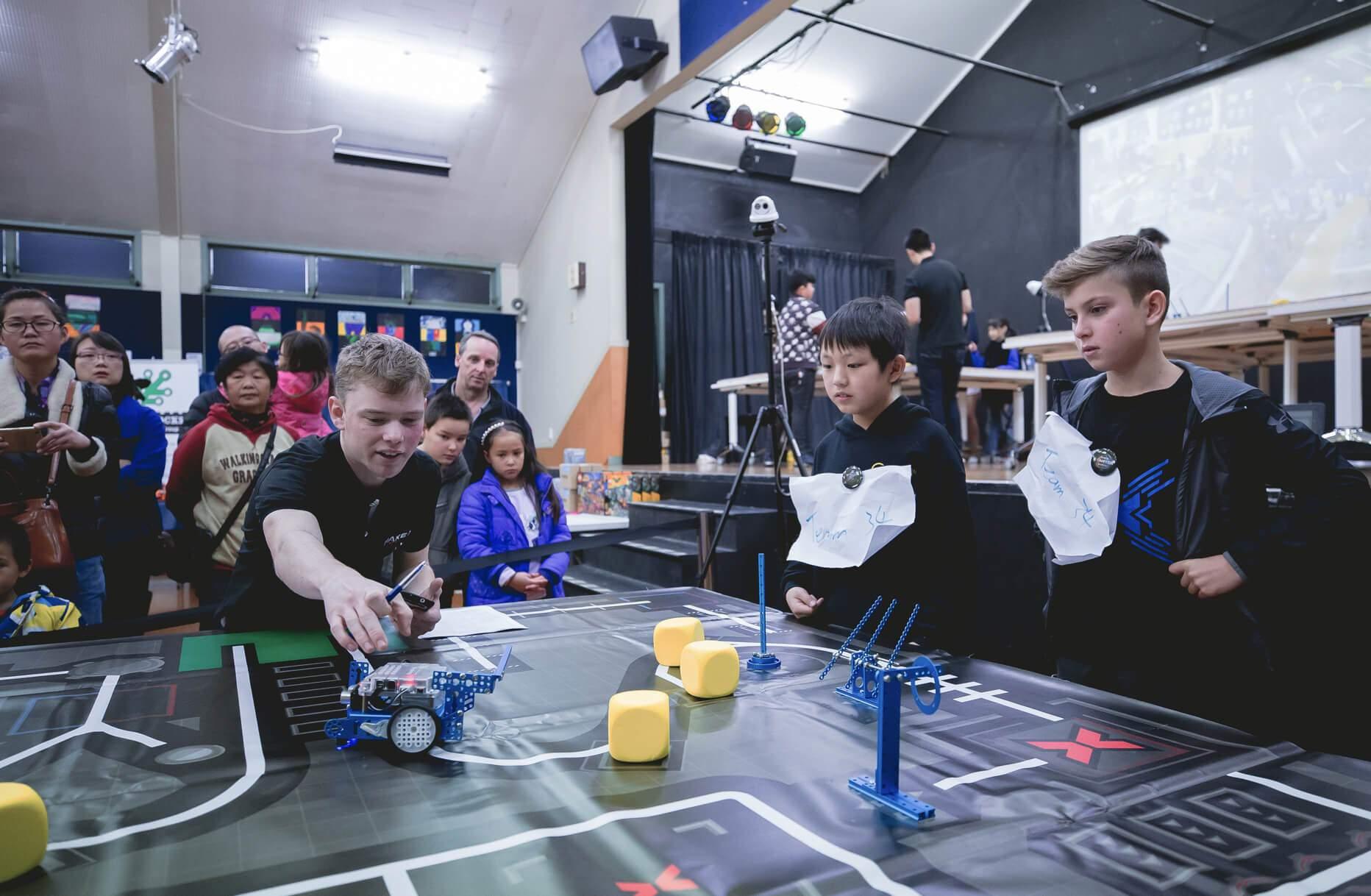 Make X robotics competition