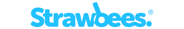 Strawbees Logo